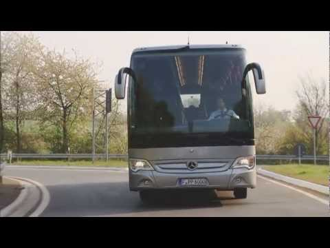 Mercedes-Benz Travego Edition 1 Euro VI Footage part 3