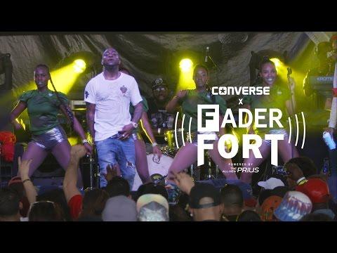 "Davido - ""Aye"" - Live At The FADER Fort Presented By Converse (6)"