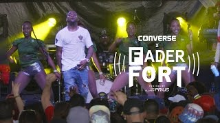 "Davido - ""Aye"" - Live at The FADER Fort Presented By Converse"