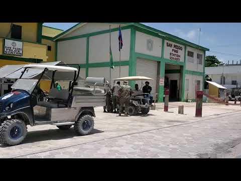 San pedro Belize,