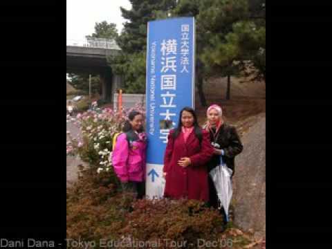 Slideshow Tokyo Education Tour Dec2006
