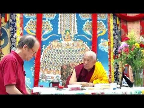 08 Pramanavarttika with Geshe Yeshe Thabkhe: Atoms and Breaths 08-24-19