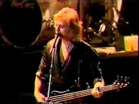The Cars Philadelphia 1987 Everything You Say