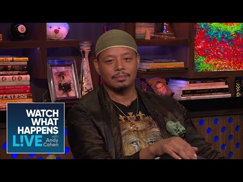 Terrence Howard Is Done With War Machine  WWHL
