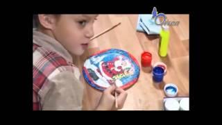 Своеобразные внеклассные занятия для деток в кингисеппском СРЦ. Ореол