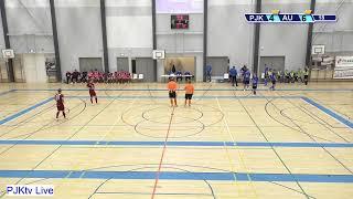Futsal Ykkönen PJK - AU