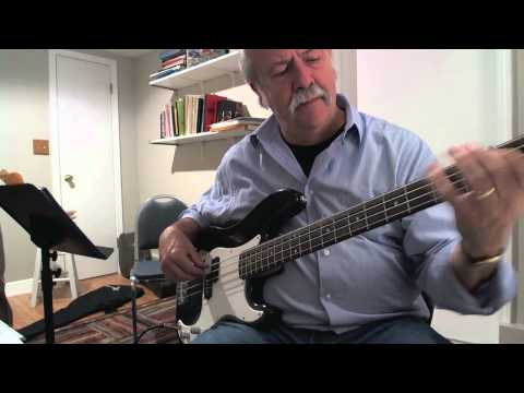 Bass part for Moby Dick
