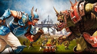 Blood Bowl 2 All Cutscenes (Game Movie) 1080p HD