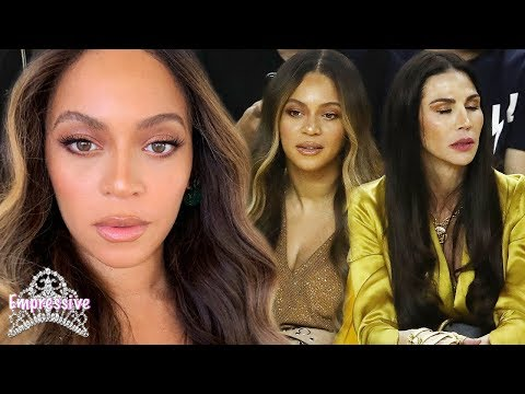 Beyonce&39;s team checks the Beyhive for dragging the wife of the Warriors&39; owner