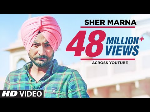Ranjit Bawa: SHER MARNA (Full Video Song)...