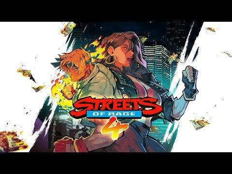 Streets of Rage 4 - Reveal Trailer