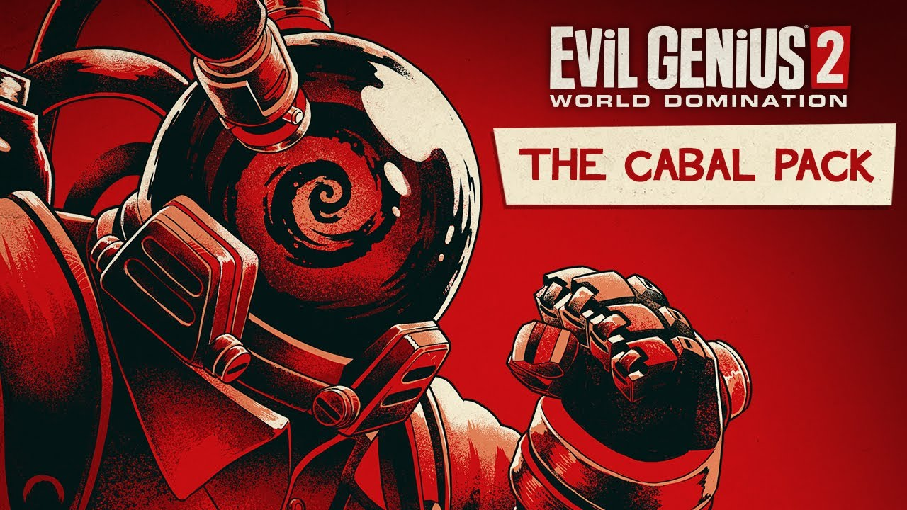 Download Evil Genius 2: World Domination – The Cabal Pack