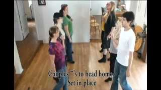 How to Ceili Irish Dance - The Siege of Ennis
