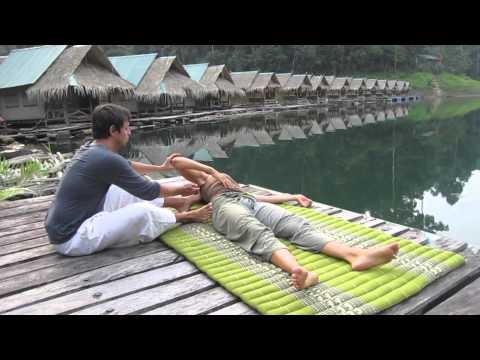 Advanced Thai Yoga Massage with Ralf Marzen 2013