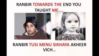 ♥★ Tenu Pyar Hi Nahi Si ♥★ Punjabi Sad Love Song ★ Bewafa 3
