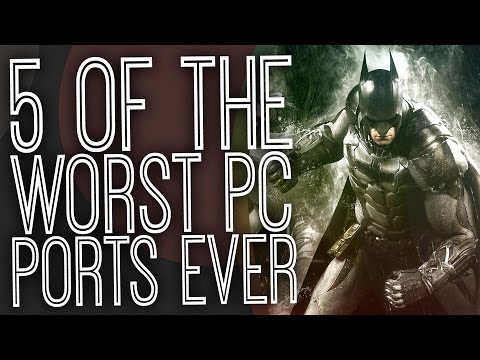 5 Of The Worst PC Ports Ever - The Gist