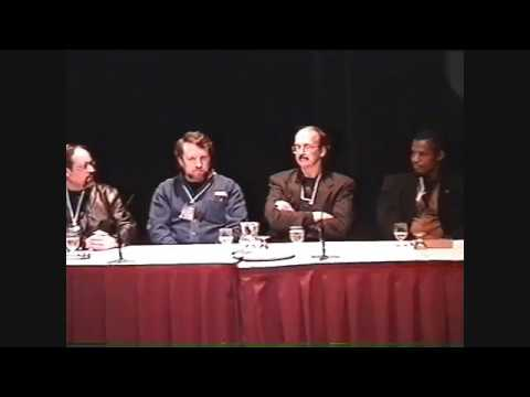 Star Walking convention   'Force 3' guest panel segment  May 1999