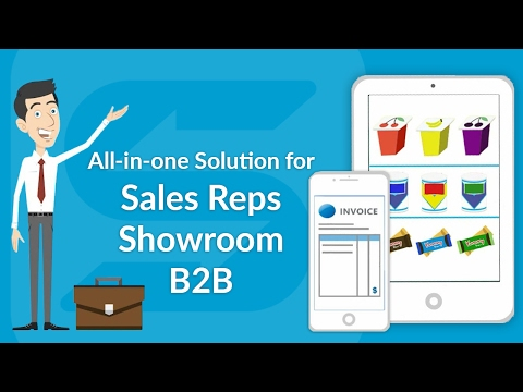 SalesIn - Invoicing, Sales Orders and B2B