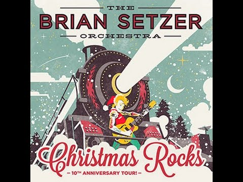 Brian Setzer Orchestra FULL CONCERT 11/27/16