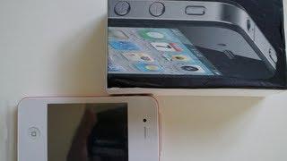 iFake 8 - Faux iPhone 4S lamentable ... à 18 euros