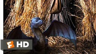 Eragon (1/5) Movie CLIP - Feeding a Dragon (2006) HD