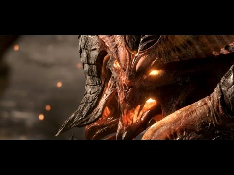 DIABLO 3: ALL CINEMATICS HD (with Reaper of Souls) [1080p]