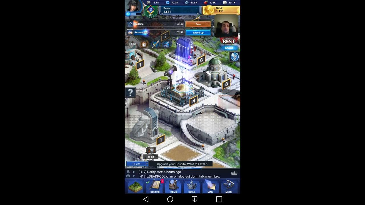 Скачать взлом Final Kingdoms: Get Zhao Yun Seed …