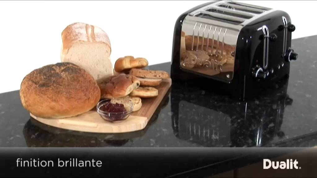 Dualit - Grille pain Lite - YouTube
