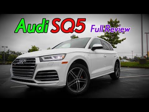 2018 Audi SQ5: Full Review | Prestige & Premium Plus