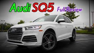 2018 Audi SQ5: Full Review   Prestige & Premium Plus