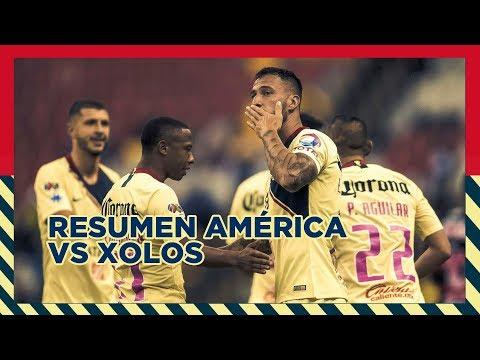 Club América 3-0 Xolos Tijuana | RESUMEN Todos los goles Jornada 13 | Liga MX | Apertura 2018