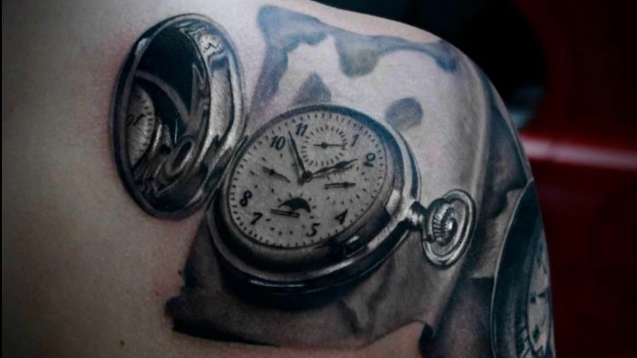 Tatuajes De Relojes Youtube