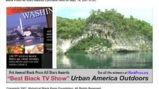 Black Press All Stars WINNERS: Urban America Outdoors
