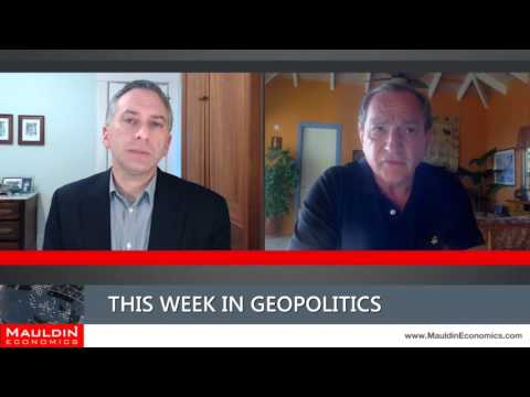 George Friedman: Putin Has Two Years to Hold Russia Together