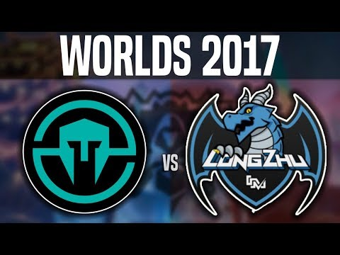 IMT vs LZ - Worlds 2017 Group Stage Day 5 - Immortals vs Longzhu | Worlds 2017