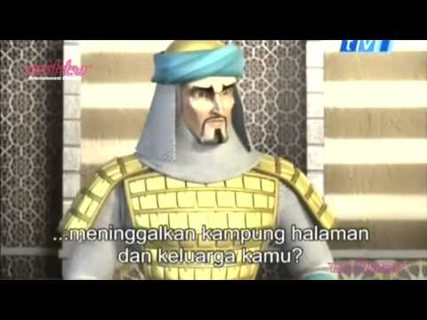 Salahuddin Ayyubi Animated English Series Ep1 full