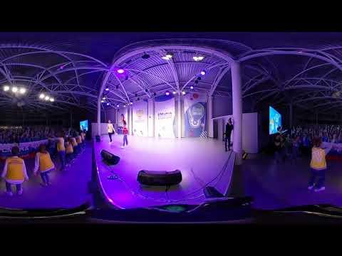 Открытие «Большого школьного пикника» в ВДЦ «Смена». Версия 360°