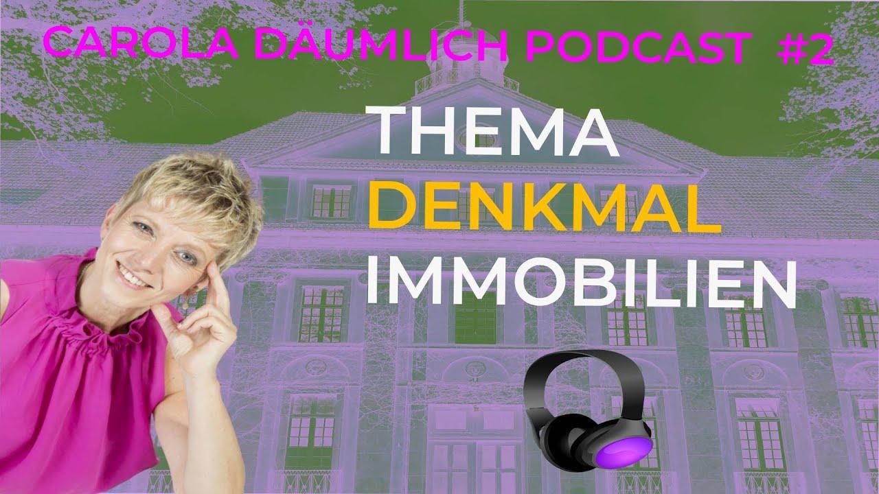 Podcast  - Was ist ein Denkmal