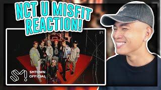 NCT U 엔시티 유 'Misfit' Track Video REACTION!
