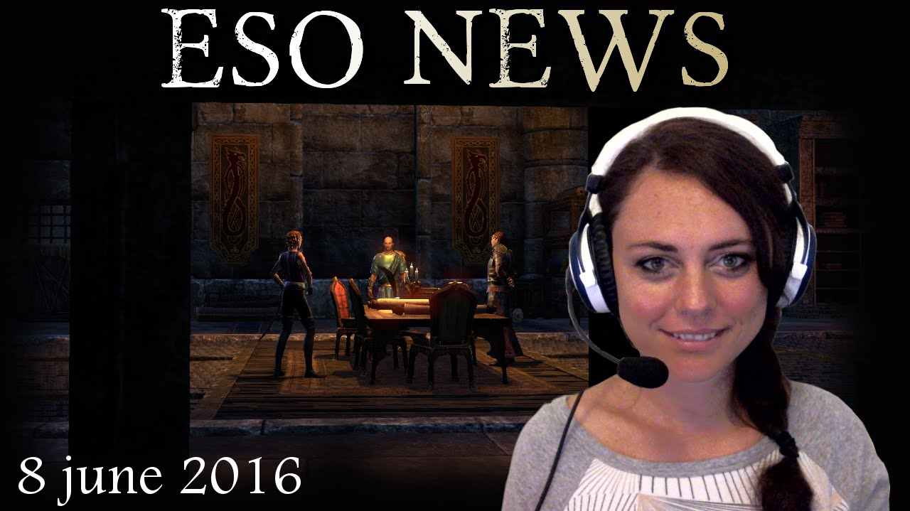 ESO NEWS : June 08 2016 (DarkBrotherhood release, Poison, Vvardenfell DLC,  Cheat&Hack etc) - YouTube