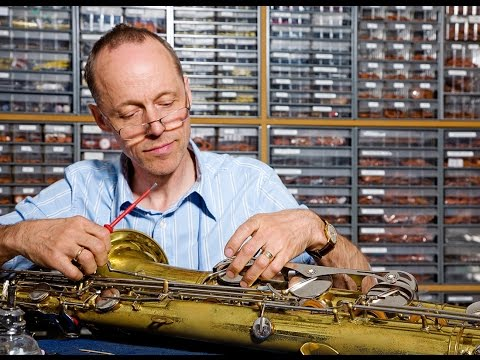 Occupational Video - Musical Instrument Repair Technician