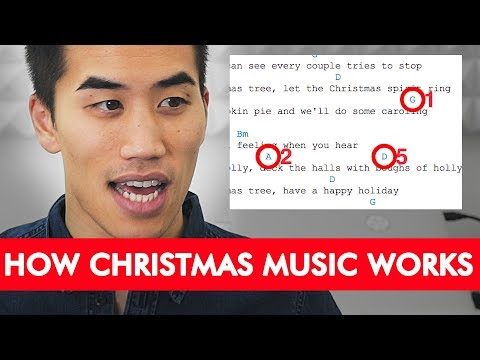 How Christmas Music Works