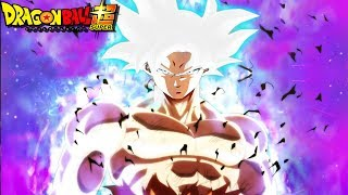 Mastered Ultra Instinct To Be The Final Level? Dragon Ball Super Tournament Of Power Finale
