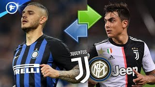 Ça chauffe entre la Juventus et l'Inter pour un échange Dybala-Icardi | Revue de presse