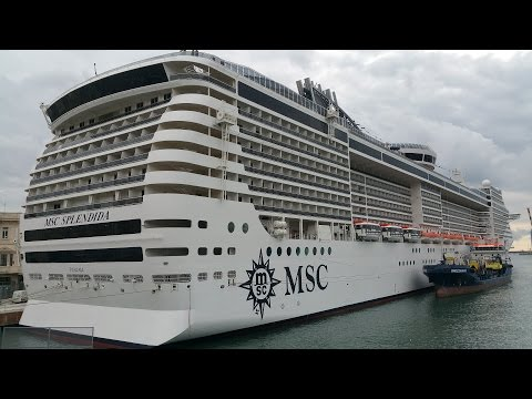 MSC Splendida Complete Video Tour 2016 (HD) @CruisesandTravelsBlog