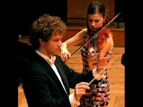 Mila Georgieva with Sofia Solisten