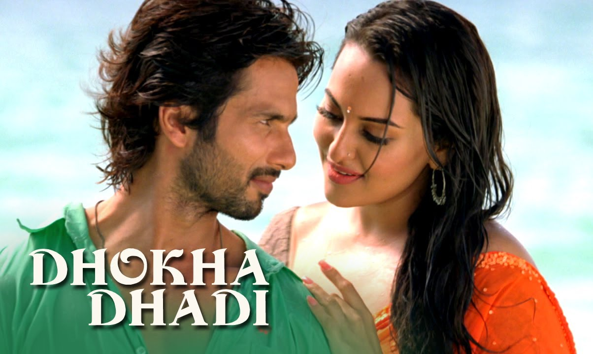 Shahid Gives A Dhokha Rrajkumar Shahid Kapoor Sonakshi