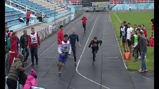 Первый старт 4 по 400: круглогодичная спартакиада молодёжи приняла эстафету спорта...