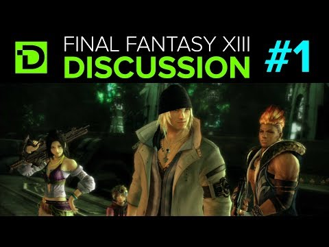 Writing And Dialogue - Final Fantasy XIII Discussion (Part 1)