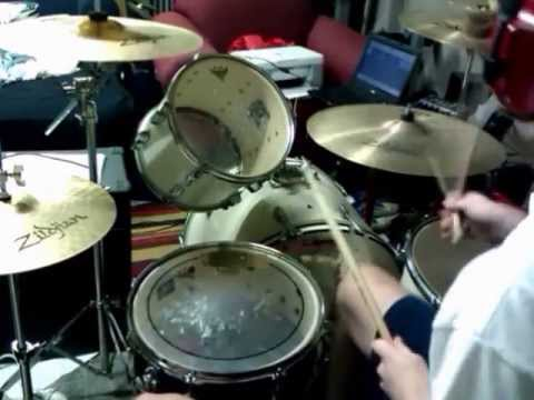 Kingswood- Medusa (Drum cover)